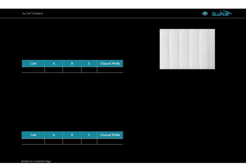 catalog miniplate channel sheet