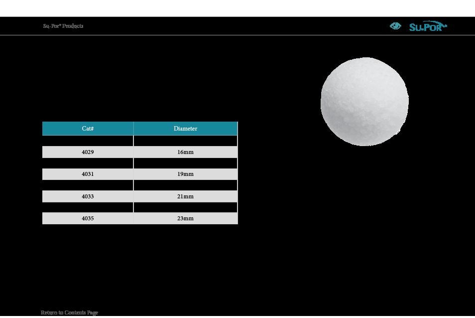 catalog sphere