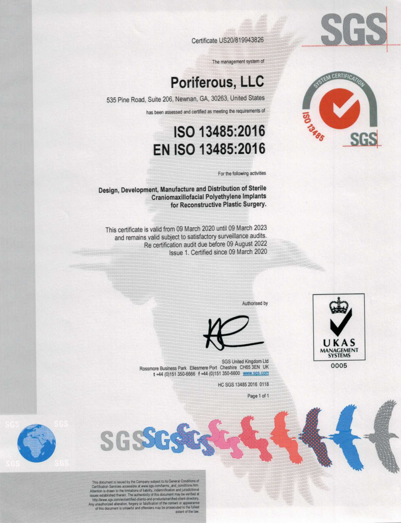 ISO13485-2016 3.9.2020
