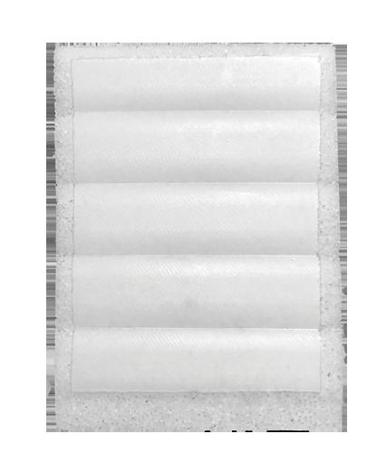 membrane miniplate or microplate channel sheet