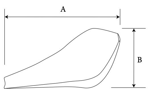 Contoured Mandibular Angle diagram