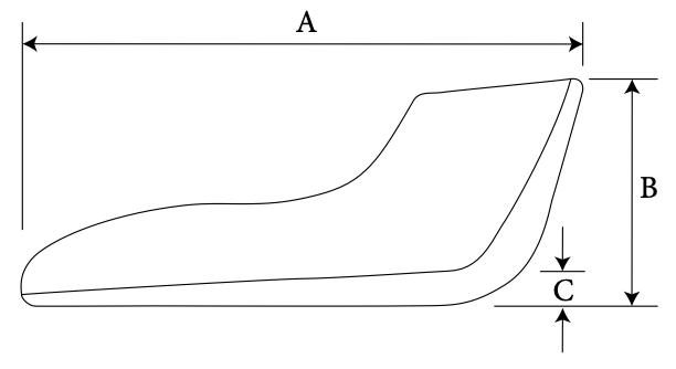 Ramus of the Mandible diagram