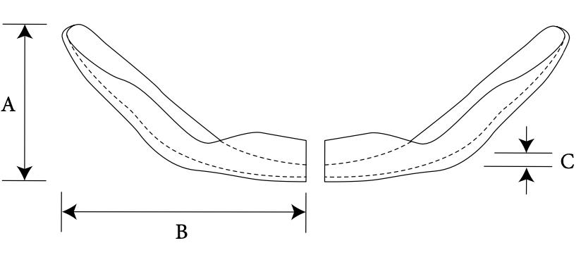Geniomandibular Groove diagram